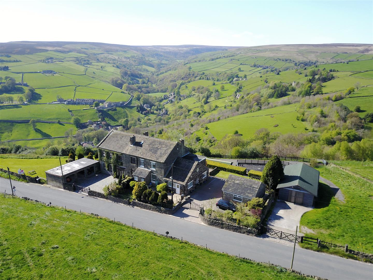 Breck Top Cottage, Stocks Lane, Luddenden Valley, HX2 7TA